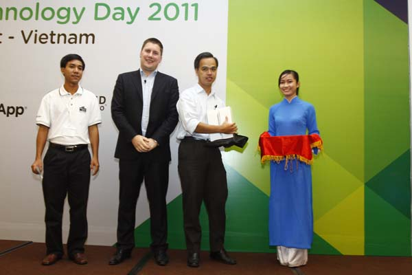 Cơ hội đặc biệt cho thành viên Diễn đàn học sinh Rạch Kiến. VN_vStart_Technology_Day_15
