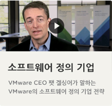 Pat Gelsinger, CEO, VMware discusses VMware's strategy for the Software-Defined Enterprise