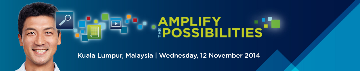 Amplify The Possibilities
