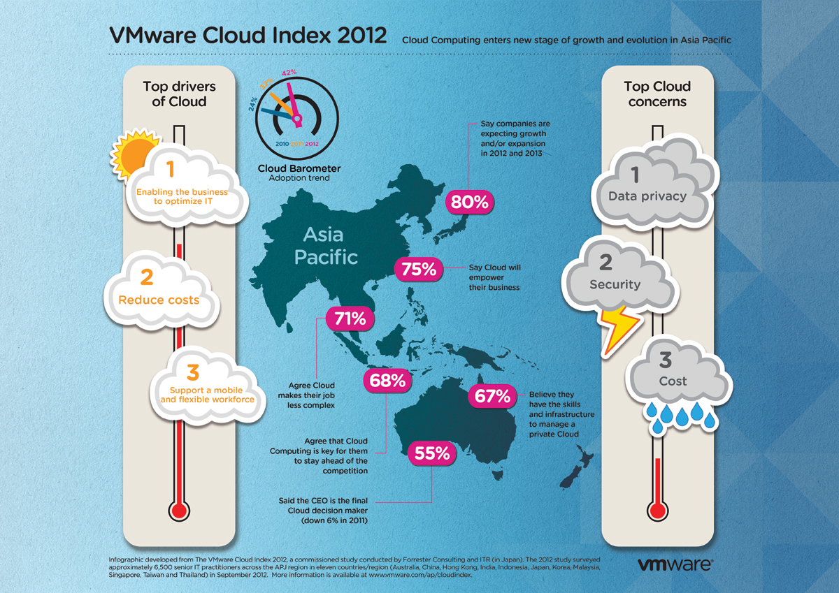 3rd VMware cloud index 2012