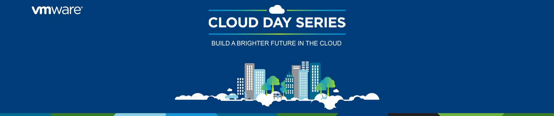 VMware Cloud Day Banner